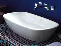 накладные раковины для ванной