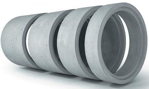 накопительный колодец из бетонных колец