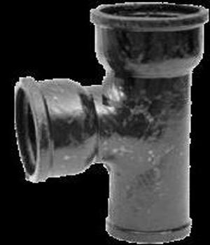 чугунный канализационный фитинг