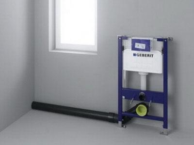 подключение инсталляции к канализации