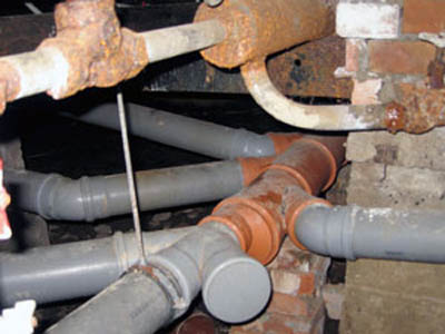 ПВХ труби для каналізації
