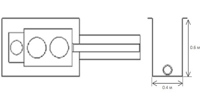 схема монтажа трубопровода