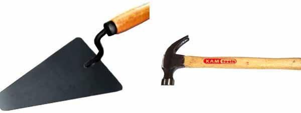 мастерок молоток