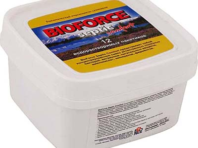 очиститель  BIOFORCE Septic Comfort