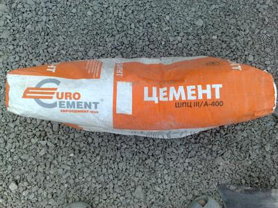 цемент марки ШПЦ 400