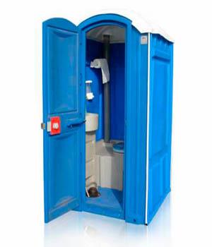 биотуалет для дачи с кабинкой