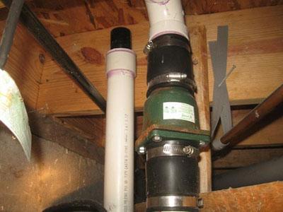 канализационная емкость для очистки или накопительный колодец
