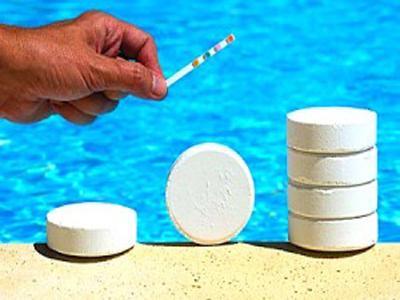 таблетки для обеззараживания воды